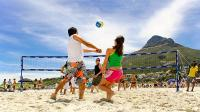 Beach Volleyball on Camps Bay Beach | © Cape Town Hotels .co.za